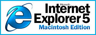 Internet Explorer Mac